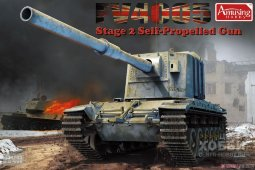 35A029 1/35 FV4005 Stage 2 Self-propelled Gun