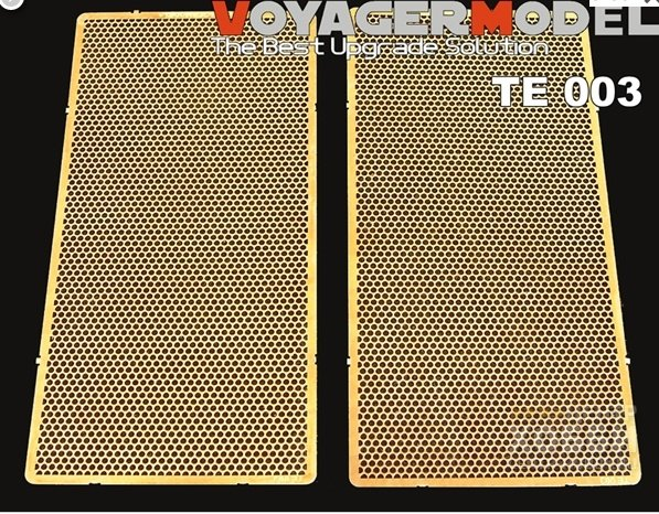 TE003 Circle Bore Grill [Big]