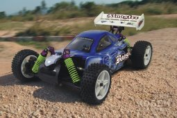 10070top2 Brushless Buggy