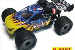 08061 1/8 Brushless Electric Off Road Truggy - Scud, 2.4G edition available