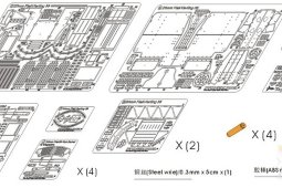 PE35301 1/35 WWII German Sd.Kfz.7/1 Part 2 (20mm Flakverling38) (For DRAGON Kit)