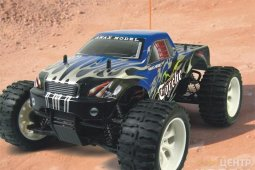 10110 1/10 4WD Battery Powered Off-Road Truck - Torche, 2.4G edition available