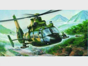 02802 1/48 Z-9G Armed Helicopter