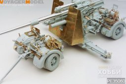 PE35060 1/35 WWII German 88mm Flak36(For DRAGON 6260)