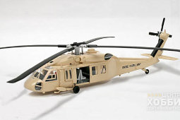 37015 Вертолет UH-60A окрас Credible Hawk 82-23699 - Standhawk
