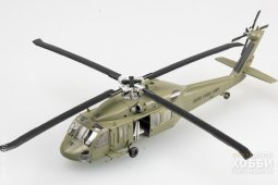 "37016 Вертолет UH-60A Black Hawk окрас ""Midnight Blue"", 101 Airborne"