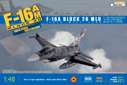 KI-K48036 1/48 F-16A BLOCK 20 MLU TIGER MEET 2009