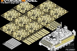 PE35661 Modern US Army M2A3 BRADLEY ERA set (For MENG SS-004)