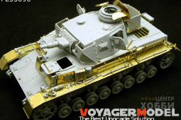 "PE35096 1/35 Pz.KPfw. IV Ausf E ""Vorpanzer"" (For DRAGON 6301)"