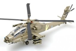 37027 Вертолет AH-64A окрас Israeli Air Force № 941
