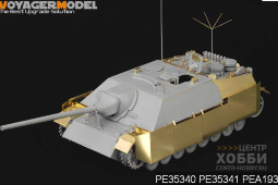 PE35340 1/35 WWII German Jagdpanzer IV L/70(V) Basic (For DRAGON 6397)