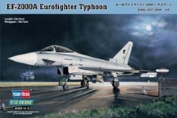 80264 Самолет EF-2000A Eurofighter Typhoon