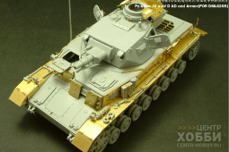 PE35102 1/35 Pz.KPfw. IV Ausf D (For DRAGON 6265)