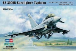 80265 Самолет EF-2000B Eurofighter Typhoon
