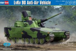 84507 1/35 Шведский БМП LvKv 90 Anti-Air Vehicle