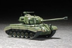 07264 Танк US M26(T26E3) Pershing Heavy Tank