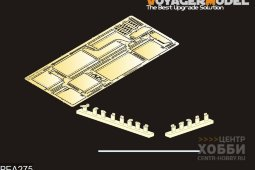 PEA275 Modren US Army M1A1&M1A2 side skirts (For TAMIYA 35269)