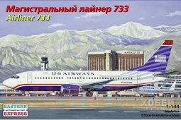 ЕЕ144129 1/144 Магистральный лайнер 733 US Airways