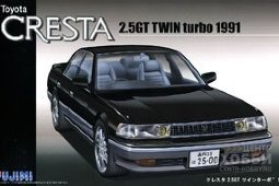 039572 1/24 Toyota Cresta 2.5GT TWIN turbo 1991