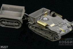 PE35227 1/35 WWII French Armored Carrier UE (For TAMIYA 35284)
