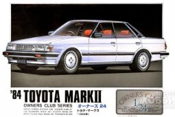 11152 1/24 Toyota Mark 2 (1984 г.)