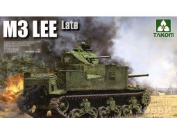 2087 1/35 US Tank M3 Lee Late