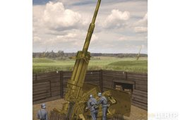 35A024 1/35  German 88mm L71 Flak 41