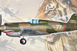 05807 1/48 Curtiss H-81A-2(AVG)