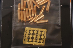 VBS0311 1/35 WWII U.S.75mm Ammunition with Cartridge (For All)
