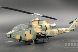 "37096 1/72 Американский ударный вертолет AH-1F Cobra - окрас ""10я авиационная бригада Blackjack. Сомали"""