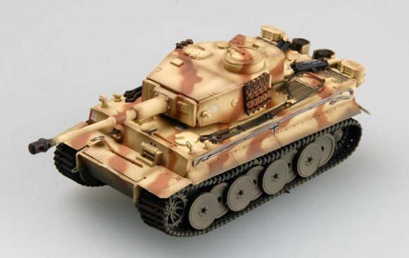 36210 1/72 Танк Tiger I Early Type Das Reich-Russia