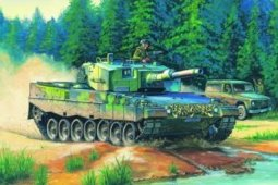 82401 1/35 Танк Leopard 2A4