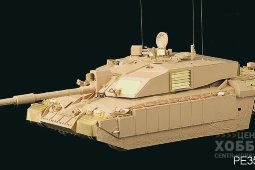 PE35374 1/35 Modern British Challenger 2 MBT(desertised) (For TAMIYA 35274)